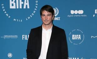 L'acteur Josh Hartnett aux British Independent Film Awards 2018