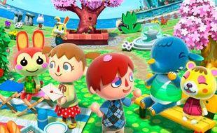 L'univers sucré et loufoque du jeu «Animal Crossing: New Leaf» sur Nintendo 3DS.