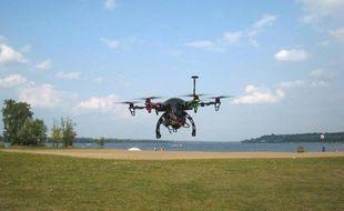 Rien ne va plus entre les oies du Canada et la capitale Ottawa qui a lancé une campagne à l'aide de drones pour les éloigner d'une de ses plages les plus populaires, polluée par les fientes.