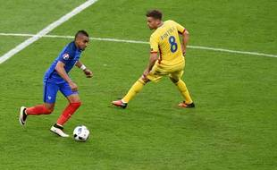 Dimitri Payet a délivré les Bleus contre la Roumanie.