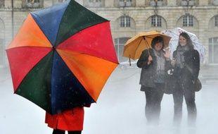 En mai 2011, la France se plaignait de la sécheresse. Un an après, à l'instar des violents orages qui ont frappé Nancy lundi, elle connaît un mois de mai arrosé dans la lignée d'avril qui a été l'un des plus humides depuis plus de 50 ans.