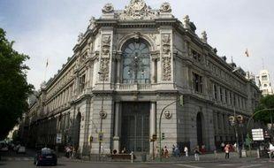 Déficit: l'Espagne pas dans les clous avant 2018, selon sa banque centrale