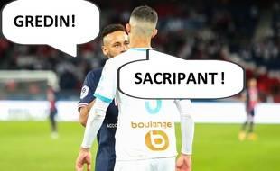 Alvaro et Neymar, le vrai dialogue.