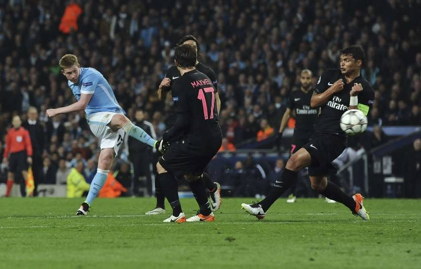 Manchester City-PSG: «Paris, à part se passer le ballon en défense…» se moque De Bruyne