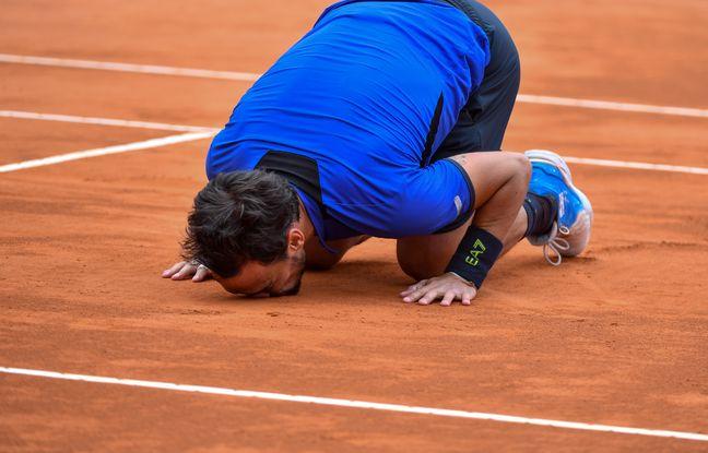 Monte-Carlo: l'Italien Fabio Fognini remporte le premier Masters 1000 de sa carrière