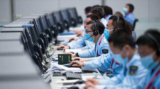 « La Chine a rattrapé son retard dans l'espace à vitesse grand V »