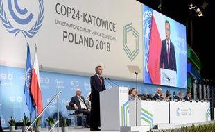 La COP 24 en Pologne.