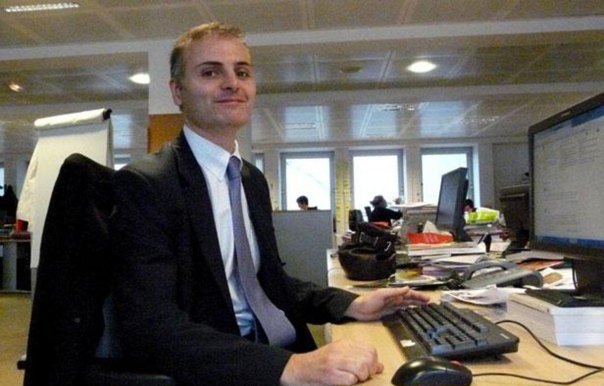 David Fayon, invité de 20 Minutes, novembre 2011  – D.R.