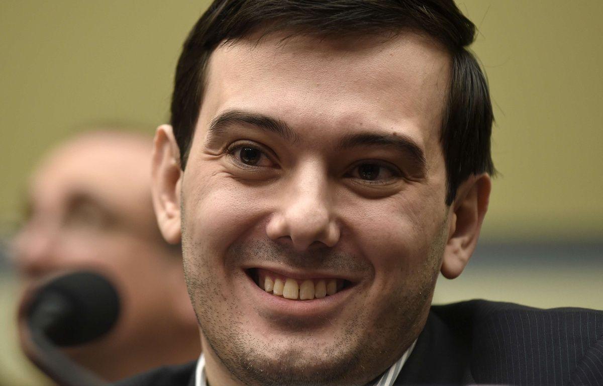 Le spéculateur du médicament, Martin Shkreli, lors d'une audition au Congrès américain, le 4 février 2016. – S.WALSH/AP/SIPA