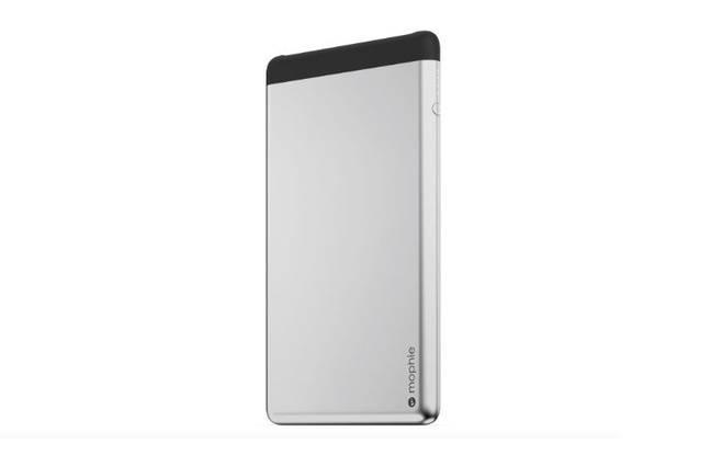 De 2x à 8x, la batterie d'appoint PowerStation de la marque Mophie peut séduire les grands nomades.