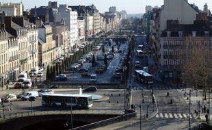 Pour se loger à petit prix à Rennes, mieux vaut opter pour la solution chez l'habitant.
