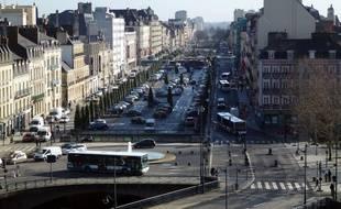 Les locations se font principalement sur des petits logements à Rennes.