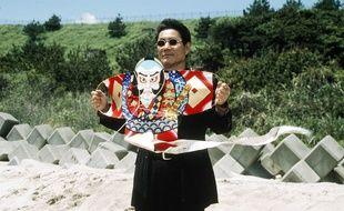 Takeshi Kitano dans Hana-Bi qu'il a réalisé