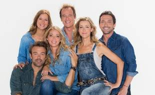 Le groupe issu de «Hélène et les Garçons», central dans «Les Mystères de l'amour».