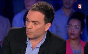Yann Moix, sur ONPC le 29/04/17.