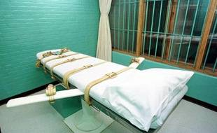 Danny Bible a été exécuté par injection létale (illustration).