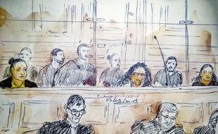 Le procès de l'attentat raté devant Notre-Dame s'est ouvert lundi. La cour d'assises spéciale s'est penchée sur le rôle prédominant d'Inès Madani