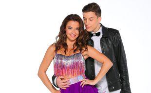 "Denitsa Ikonomova et Loïc Nottet, les gagnants de la saison 6 de ""Danse avec les stars"""