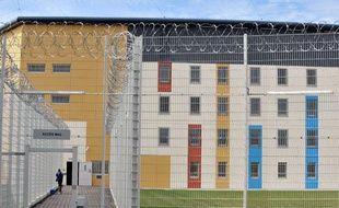 La prison de Carquefou, à Nantes.
