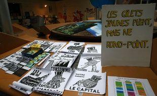 Près de 600 «gilets jaunes» venus de toute la France sont réunis à partir de ce vendredi à Montpellier pour discuter de l'avenir du mouvement. Crédit:Alain ROBERT/SIPA.