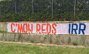 Le message des fans laziales est clair...