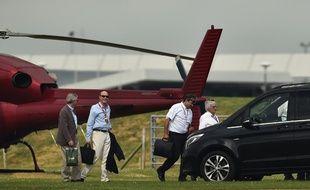 Derrière l'enlèvement au Brésil de la belle-mère de Bernie Ecclestone, se cachait en fait son pilote d'hélicoptère (photo d'illustration).