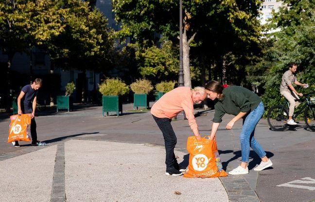 Le dispositif Yoyo est une solution de tri collaborative et récompensée pour lutter contre la pollution plastique.