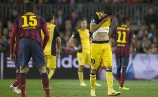 Barcelone et l'Atletico Madrid se sont séparés sur un match nul au Camp Nou (1-1).