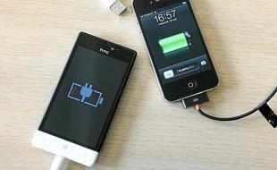 L'autonomie des batteries varie selon la taille et la résolution de l'écran et la vitesse du processeur.