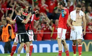Gareth Bale et les Gallois ne veulent quitter ni l'Euro, ni l'Europe.