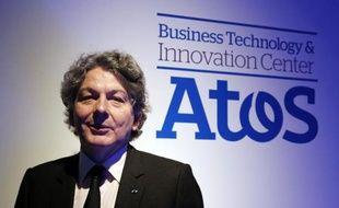 La société de services informatiques Atos a présenté vendredi aux investisseurs ses ambitions pour 2014-2016, période où elle compte augmenter chaque année sa marge opérationnelle de 1 à 2 points par rapport à 2013.