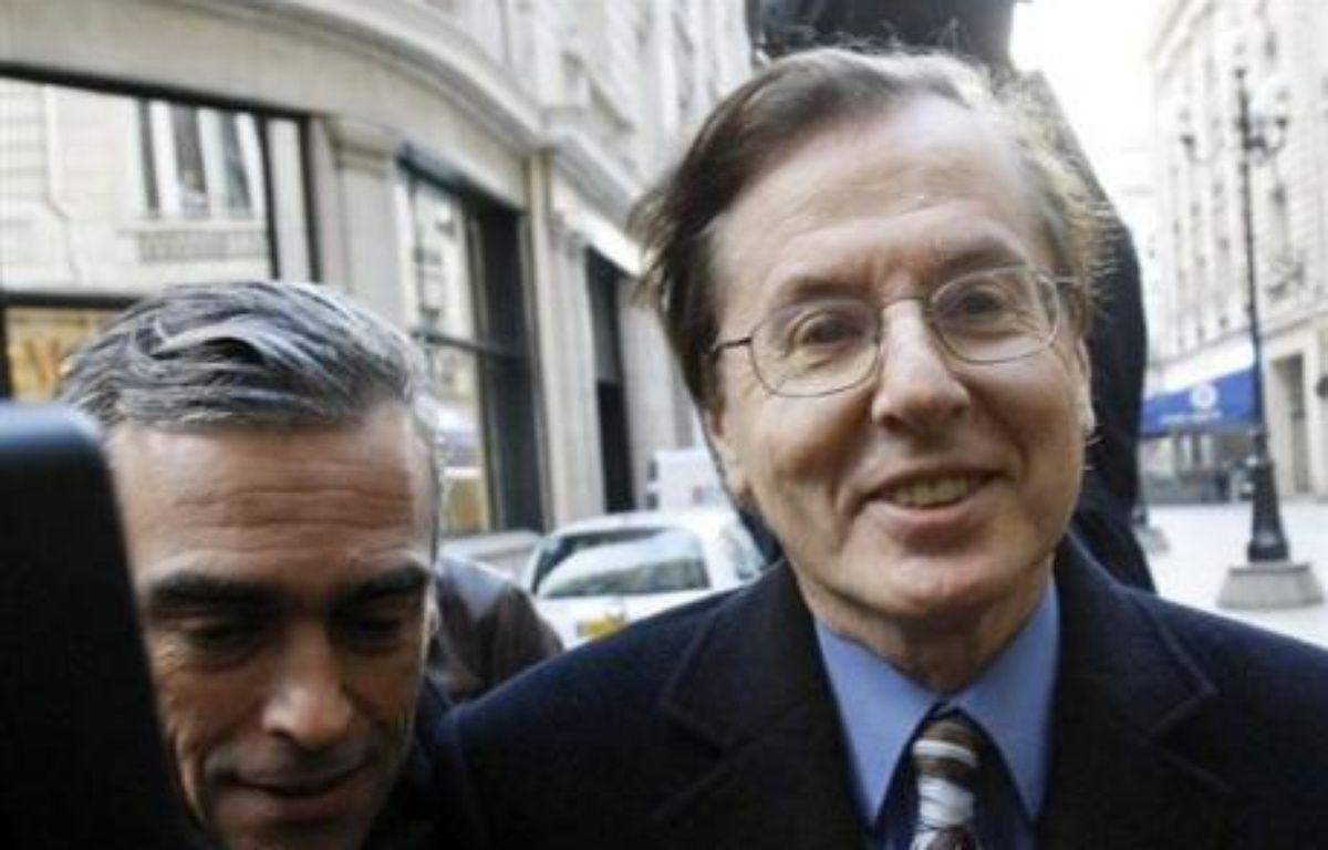 """L'ancien vice-président d'EADS Jean-Louis Gergorin a été mis en examen jeudi dans le cadre d'une enquête judiciaire pour """"faux et abus de confiance"""" aux dépens d'EADS, a annoncé le parquet de Paris. – Franck Fife AFP/Archives"""
