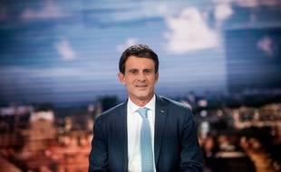 Manuel Valls était l'invité du 20h de France 2 le 30 septembre 2018.