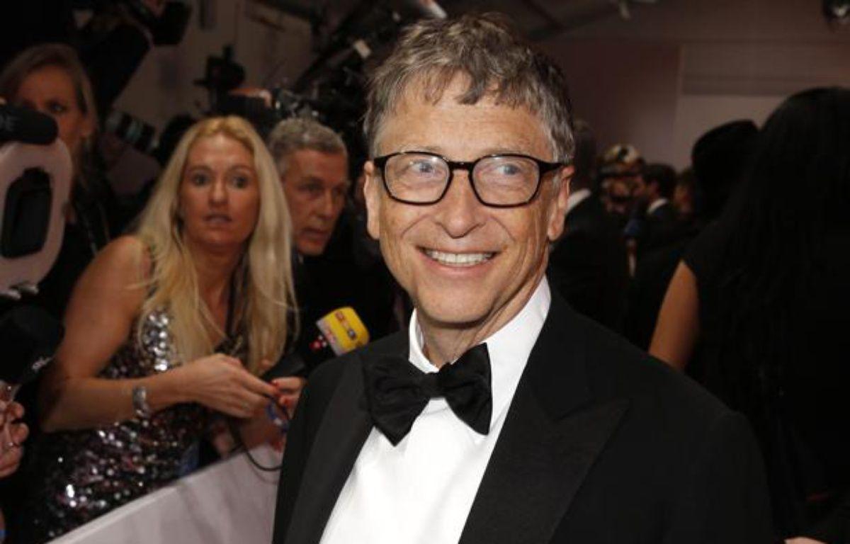 Bill Gates à Berlin, le 14 novembre 2013. – Hubert Burda Media/DDP IM/SIPA