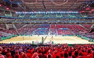 Coupe Davis en octobre à Lille