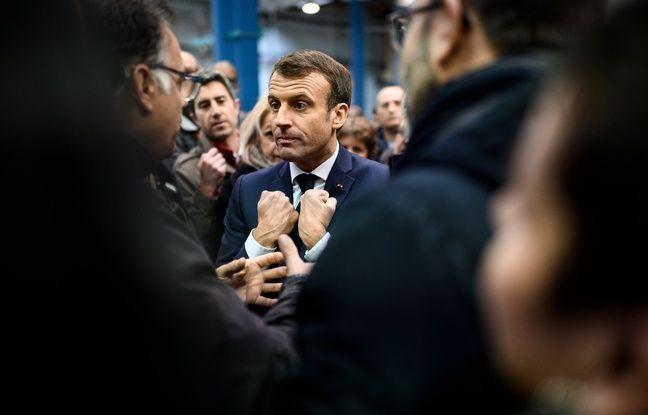 Amiens: «Comme un chewing-gum collé à sa chaussure», Whirlpool sera-t-il le boulet industriel de Macron?