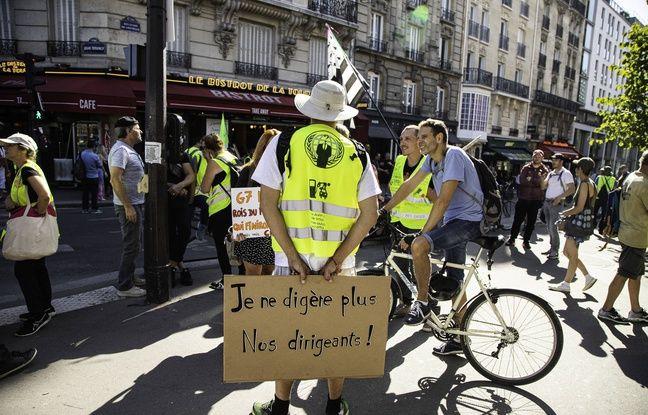 «Gilets jaunes»: Montpellier, Nantes, Paris... Les manifestants veulent relancer la mobilisation