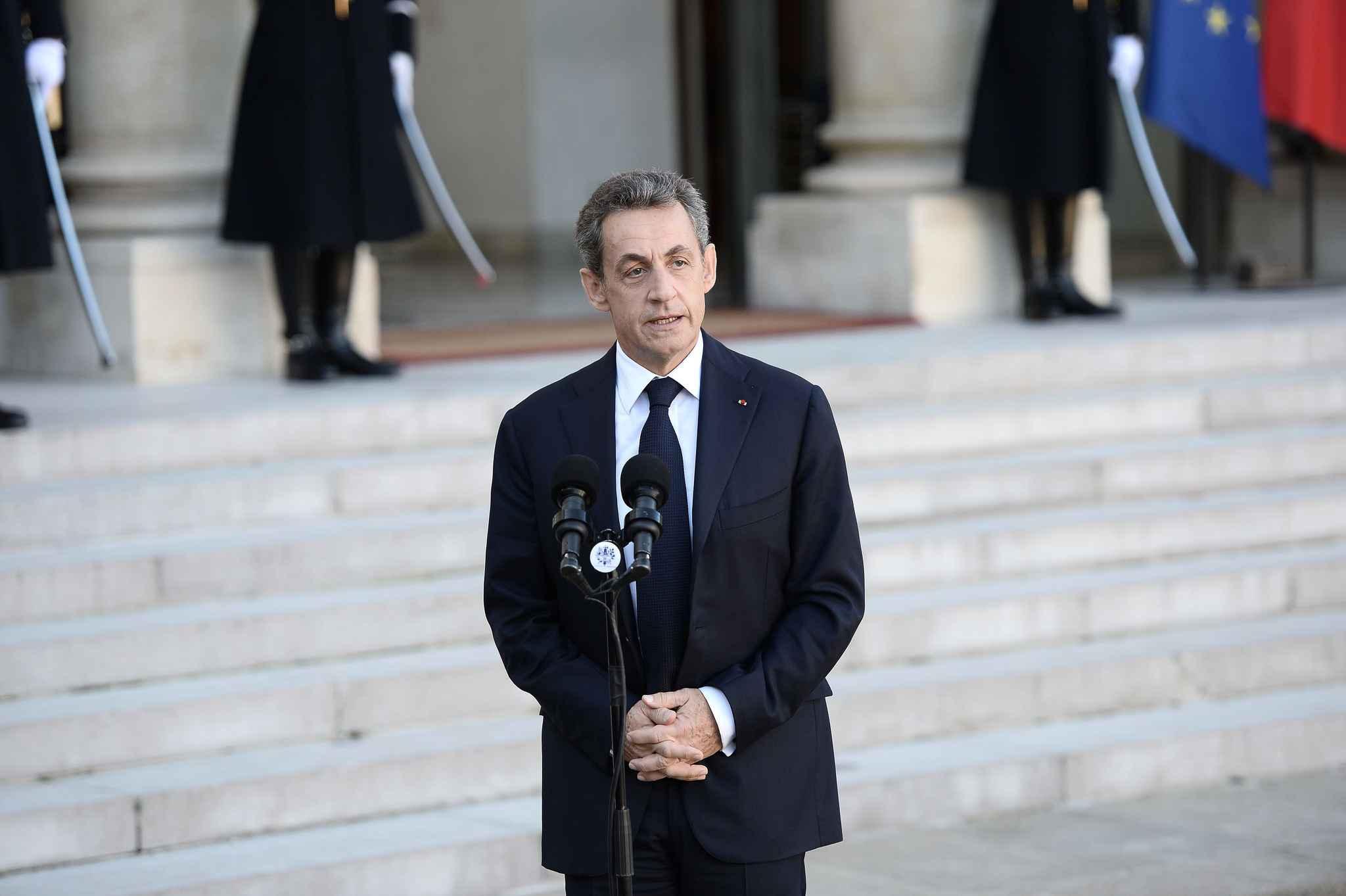 Attentats paris sarkozy attaque hollande sur la s curit - Chef de cabinet du president de la republique ...