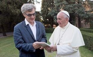 Wim Wenders et le pape François se sont rencontrés pour le documentaire