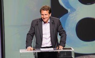 Rodolphe Belmer, directeur général du groupe Canal+, en septembre 2012.