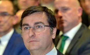 Le maire LR de Vienne Thierry Kovacs.