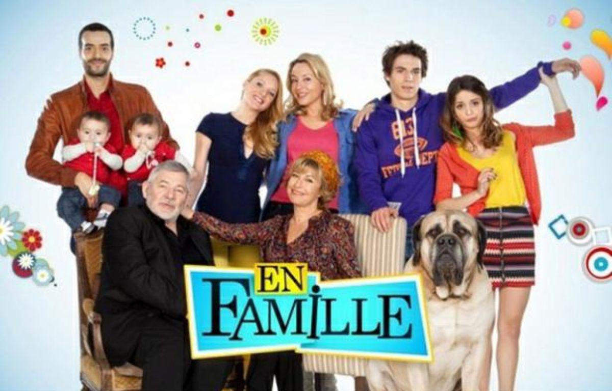 La mini-série «En famille» débarque lundi 25 juin 2012sur M6.  – Cécile Rogue/M6