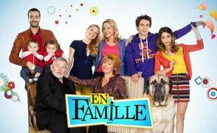 La mini-série «En famille» débarque lundi 25 juin 2012sur M6.