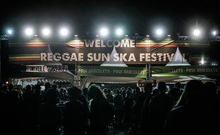Pendant quatre ans, le festival s'est tenu sur le campus universitaire Bordelais.