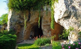 Je Jardin des poilus dans l'Aisne.