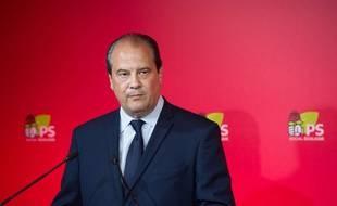 Jean-Christophe Cambadélis, Premier secrétaire du Parti socialiste, le 11 juin 2017 à Paris.