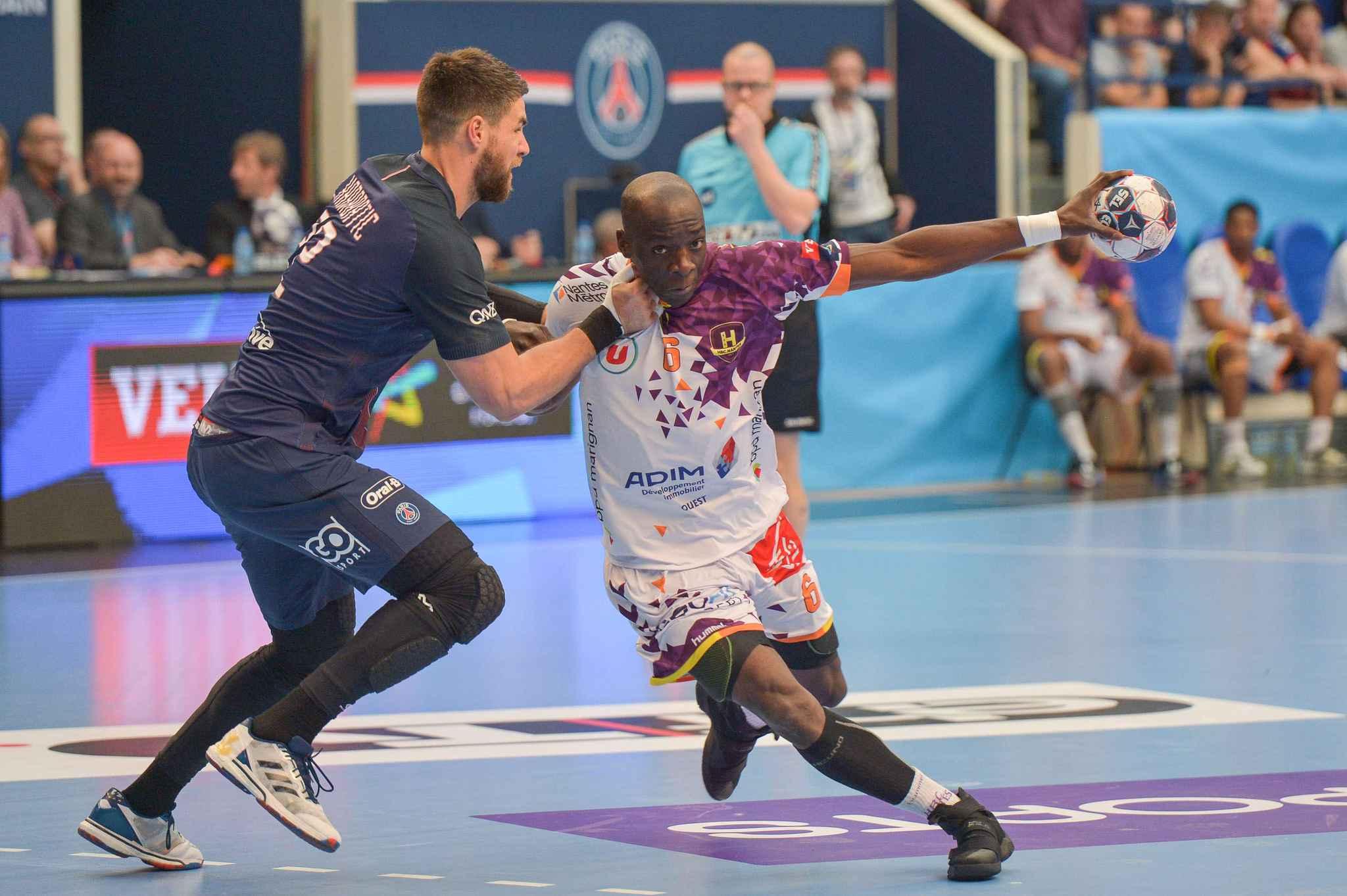 handball nantes s 39 offre une nouvelle chance de titre avec la coupe de france. Black Bedroom Furniture Sets. Home Design Ideas