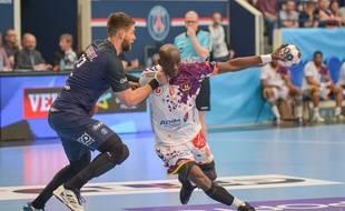 Olivier Nyokas et ses coéquipiers tenteront d'aller chercher le titre le 27 mai face à Montpellier.
