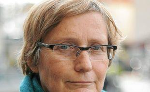 La candidate cannoise Anne Majri.