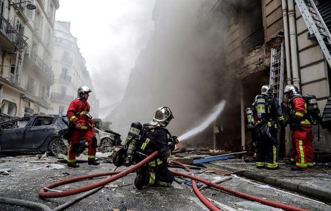Paris: Plusieurs blessés dans l'explosion d'une boulangerie dans le 9e arrondissement